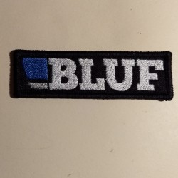 BLUF Embroidered badge -...