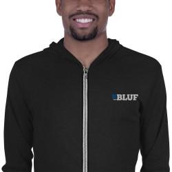 Lightweight zip hoodie